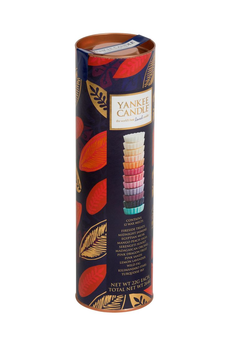 Coffret 12 Tartelettes Ouf Of Africa Yankee Candle (chez Ambiances et style)
