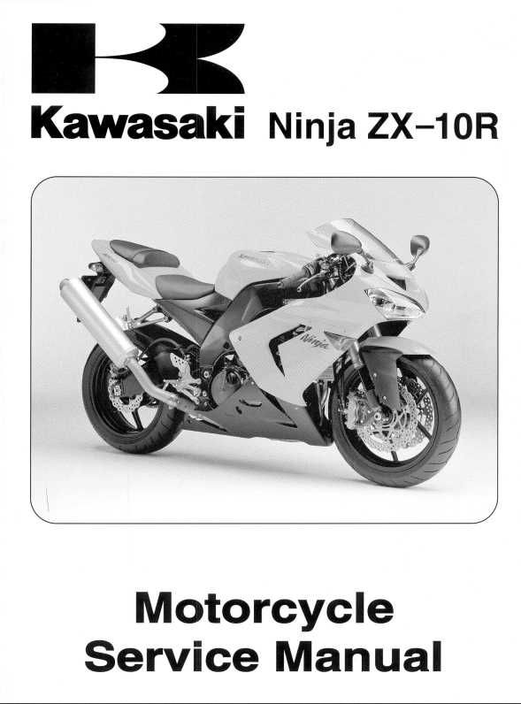 New Post Kawasaki Zx10r 2004 Motorcycle Service Manual Frame Has Been Published On Procarmanuals Com Https Procarm Kawasaki Zx10r Kawasaki Ninja Kawasaki