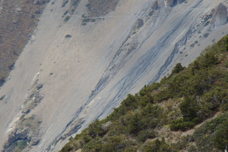 A great trekking trail to approach Tilicho Lake Nepal.