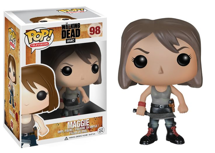 Funko Pop! TV: The Walking Dead - Maggie