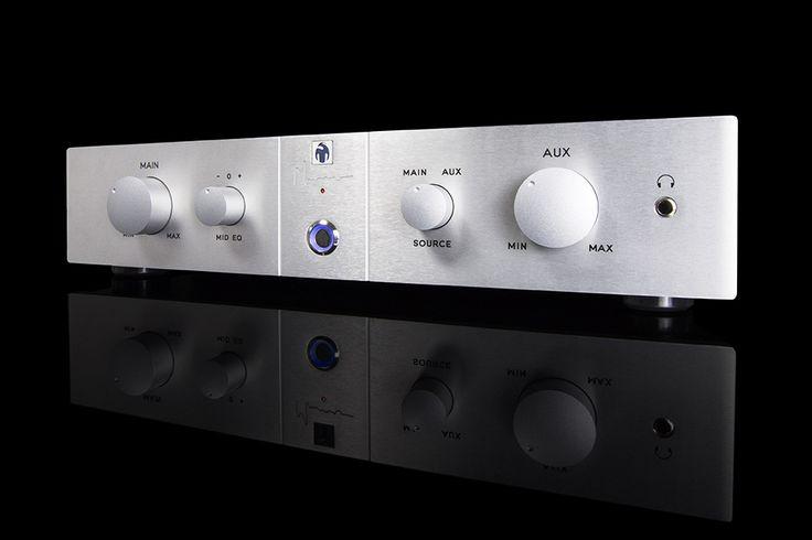 The Egg 150 features a custom-designed amplifier. www.MunroSonic.com