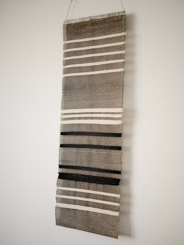Image of BLACK INTI STRIPE
