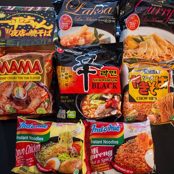 Top 10 Instant Noodles for 2013 99 Ranch Market