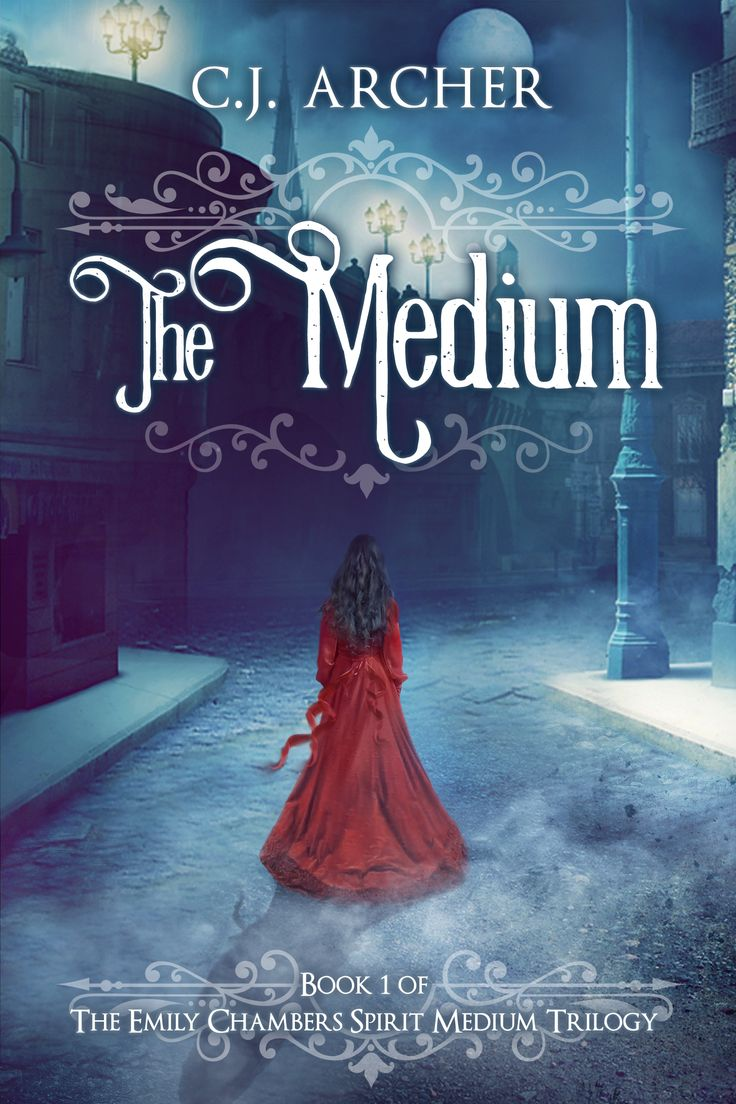 The Medium is the first book in the Emily Chambers Spirit Medium series by author C.J. Archer. The series is Young Adult Paranormal Historical Romance.