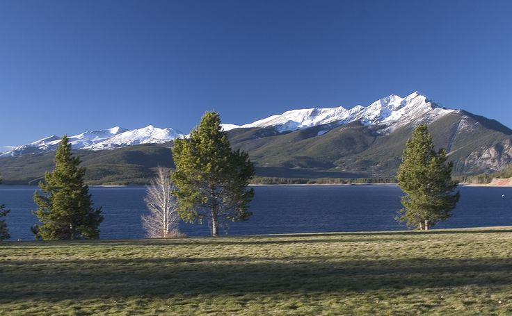 Lake Dillion, Colorado.. was nice to visit .. would love to go back.