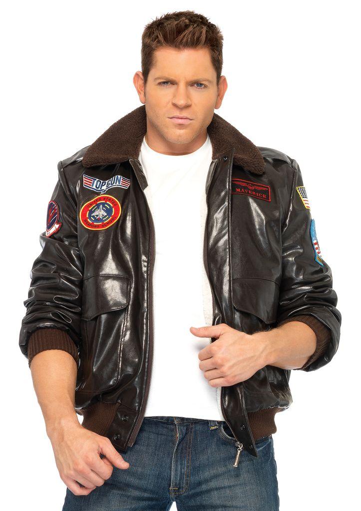 Top Gun Men's Bomber Jacket.