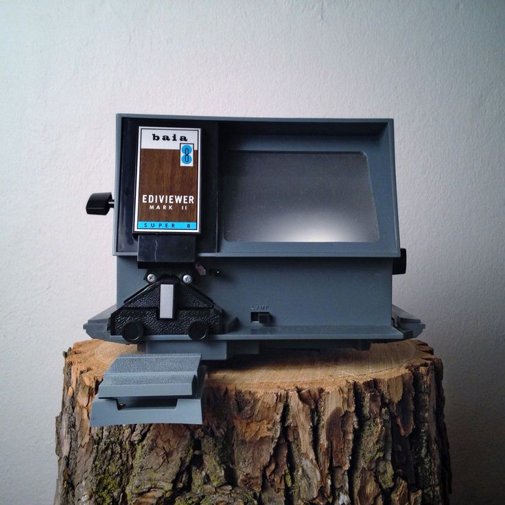 Vintage Super 8 Film Editor by Baia Dual 8 Ediviewer 8mm Edit Splice Film by WilliamChas on Etsy
