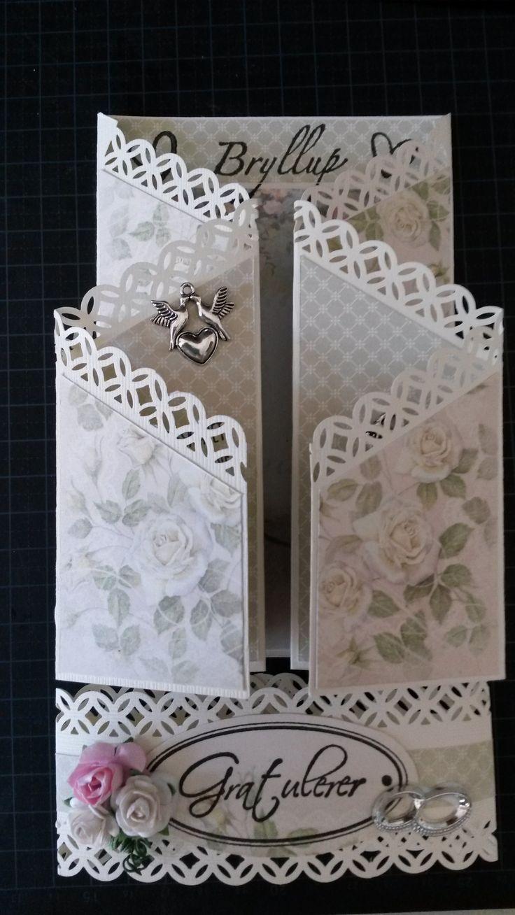 Bryllup 2015 - zig-zag-kort
