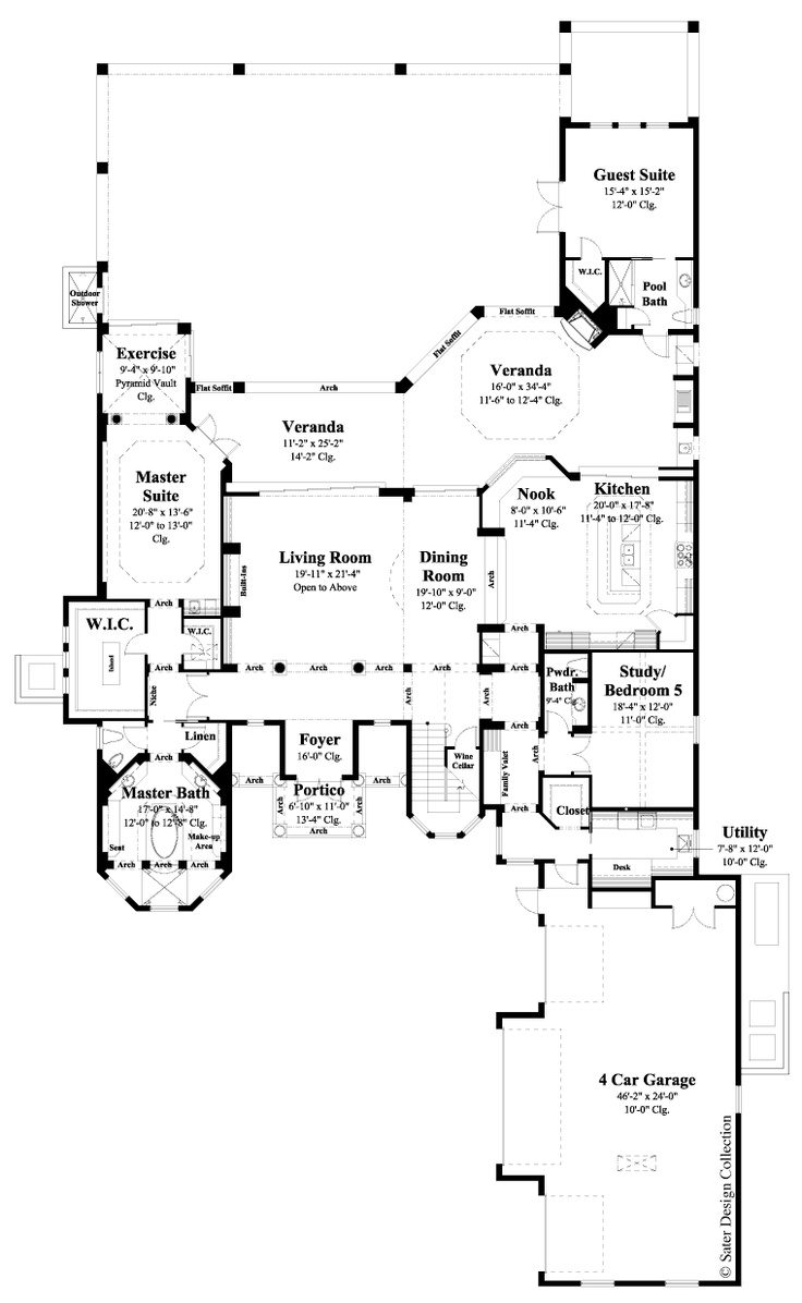 Pyramid House Plans 151 Best Dream Home Floor Plans 3 Images On Pinterest House