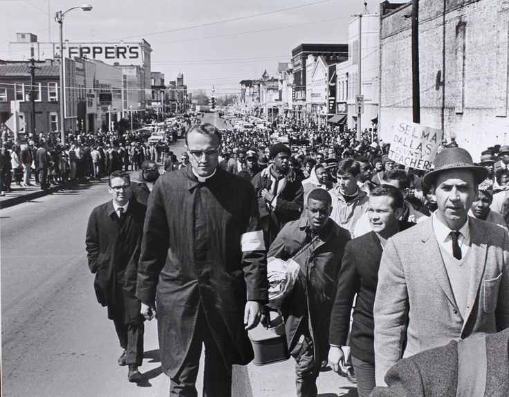 These Rare Photos of the Selma March Place You in the Thick of History | History | Smithsonian