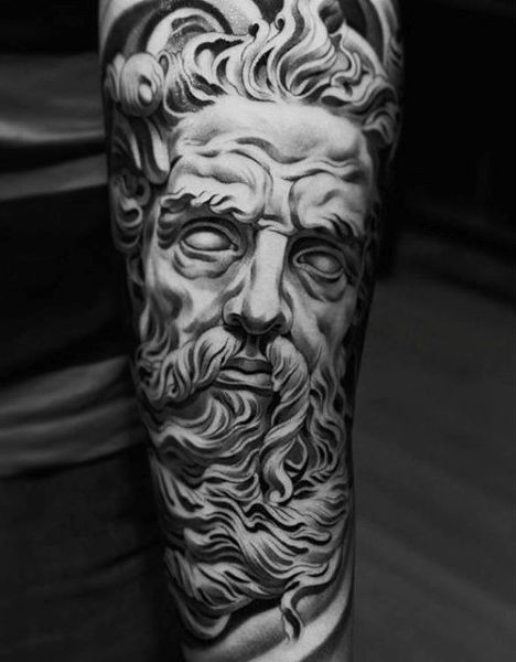 25 b sta id erna om grekiska gudar p pinterest grekisk for Is god against tattoos