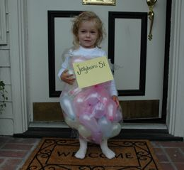 Jelly Bean Costume! so cute :)