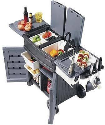Deluxe Outdoor Portable Garden And Kitchen Sink Http Www Holmanrv