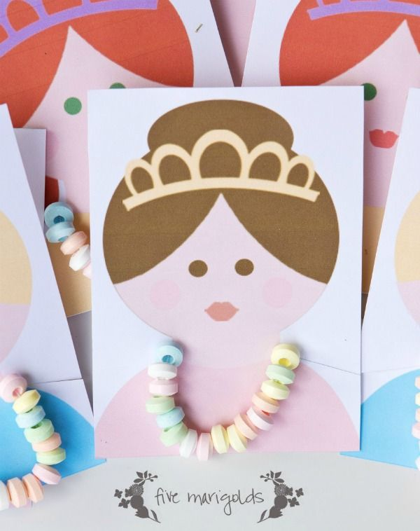 Best 25 Princess Party Favors ideas – Diy Princess Party Invitations