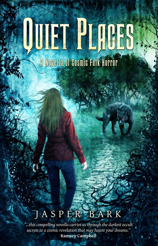 In the quiet of the forest, the darkest fears are born: http://getbook.at/QuietAmazon