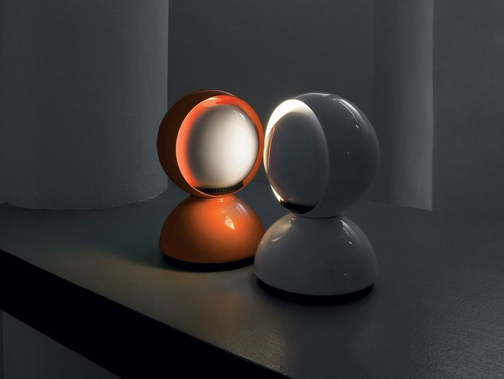 Eclisse table lamp by Vico Magistretti for Artemide