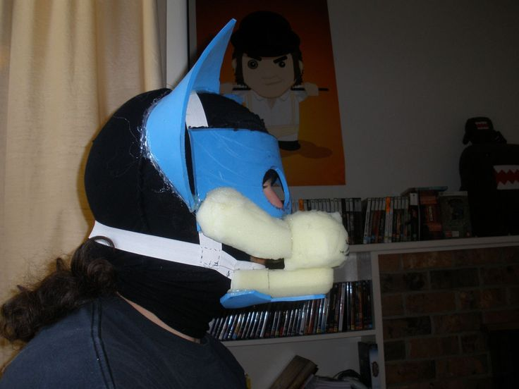 how to make a fursuit moving jaw - Recherche Google