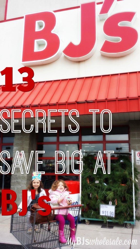 There are more ways to save at BJ's other then coupons!
