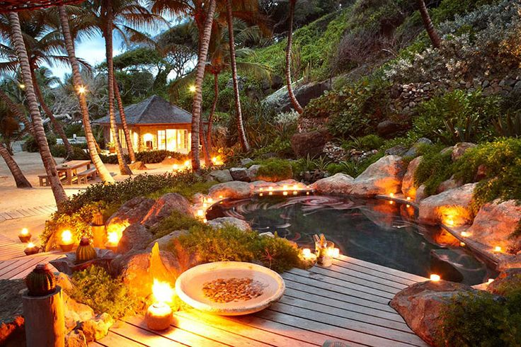 Mustique - Sunrise...would love to spend some time here!