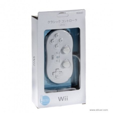 how to use a wii classic controller on gamecube games