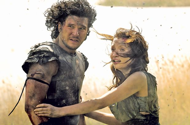 44 best kit harington images on Pinterest | Pompeii movie ...