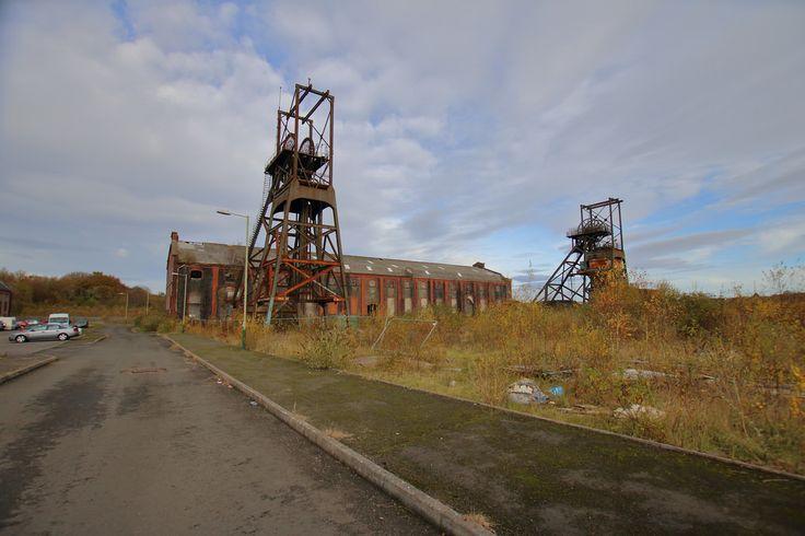 Penallta Colliery, Hengoed, Wales – November 2016