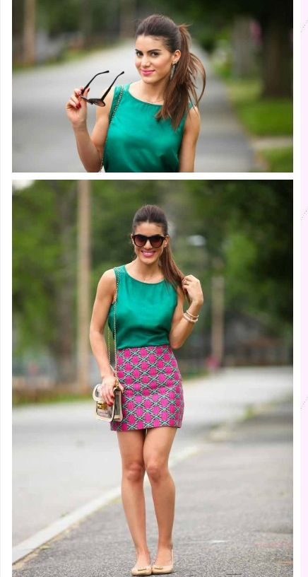 Camila Coelho summer outfit :)