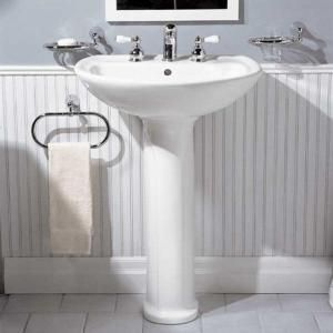 pedestal sinks inch sink standard depot co square bathroom legalbuddy american town home white