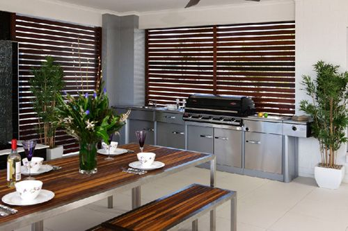 Outdoor Kitchen Manufacturers  Show All Manufacturers BeefEater BBQ Gasmate Barbeques Heatlie