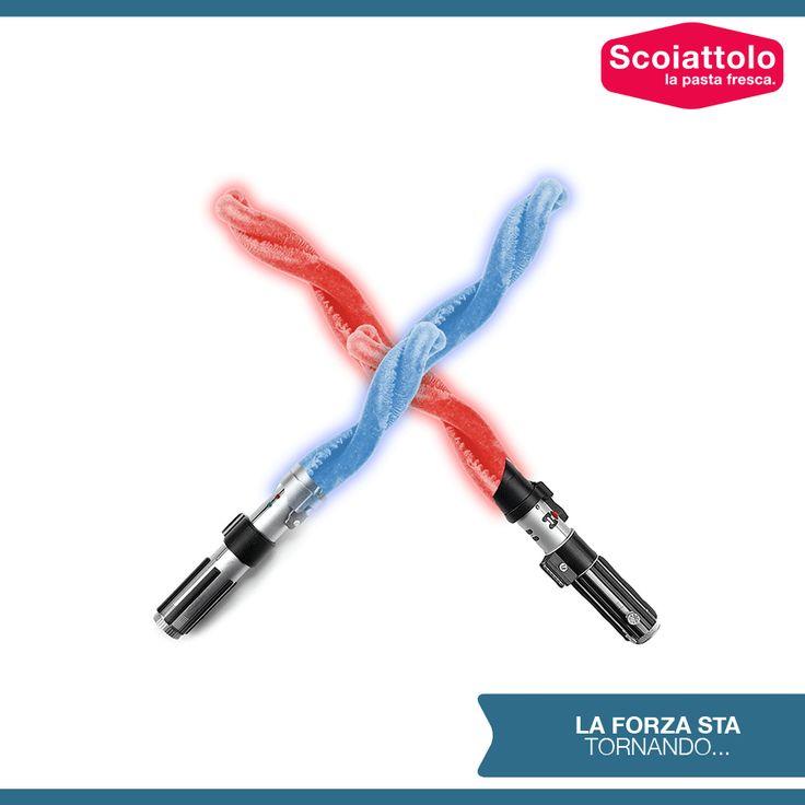 Raviolificio Lo Scoiattolo #StarWars