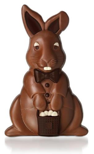 coelho de páscoa @ Hotel Chocolat #EASTER #CHOCOLATE