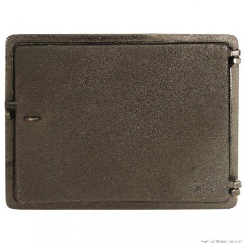 Mutual Industries 29008 Cast Iron Clean Out Door 16 x 12 ...