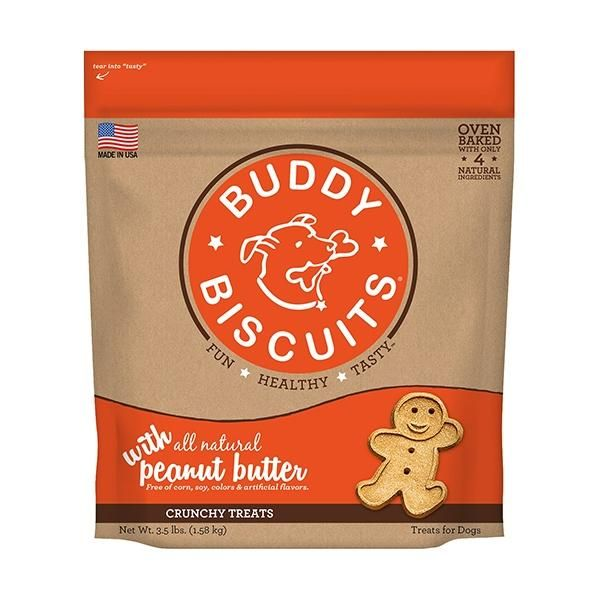 Buddy Biscuits Peanut Butter Treats