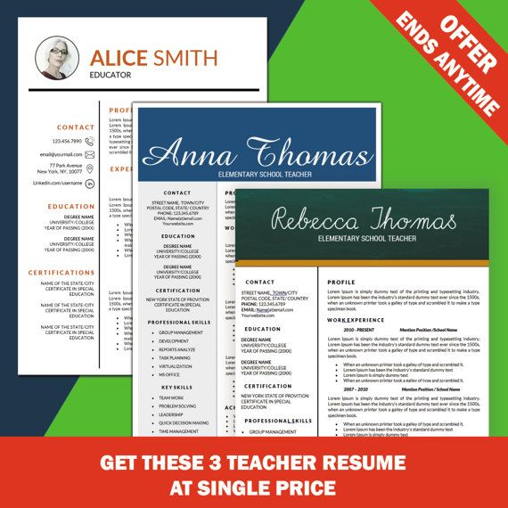 Resume Letter Examples Word  Best Resume Images On Pinterest  Teacher Resumes Teacher  Health Administration Resume Word with Resume Verbs Elementary Teacher Resume Resume Template Teacher Resume Teacher Bundle  Principal Resume Template Cv Templates School Resume Examples Of Administrative Assistant Resumes Pdf
