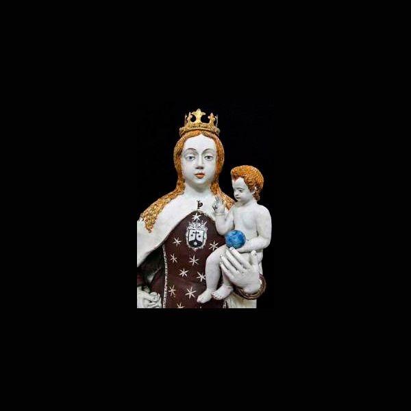 El Museo del Carmen in San Angel- wax 20th century wax sculptures if indigenous culture.