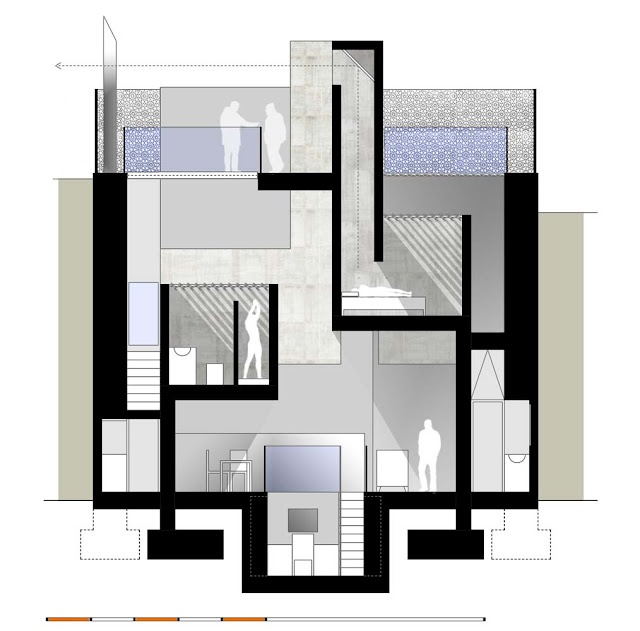 157 best Section  Plan images on Pinterest Architectural drawings - new blueprint architects pty ltd