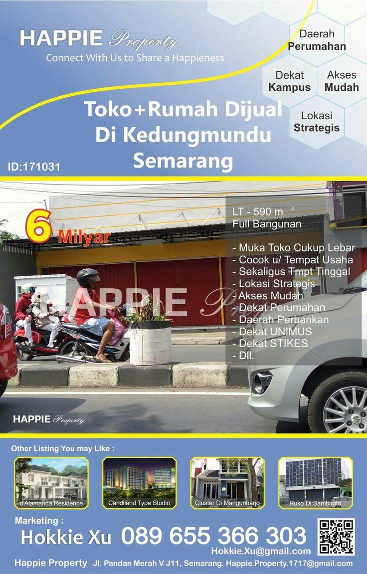 Tempat Usaha Dijual Di Kedungmundu Semarang