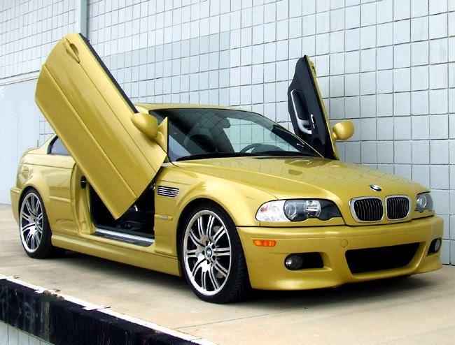 Lambo Doors Bmw E46 >> BMW M3 E46 CSL Tuning - sports coupe | B.M.W. | Pinterest | BMW M3, BMW and Sports coupe