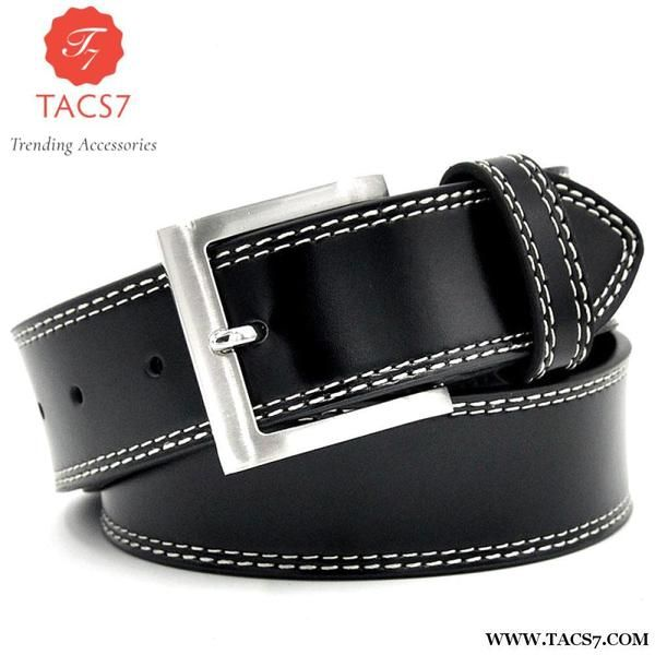Casual Belt With Solid Pattern Trending Accessories
