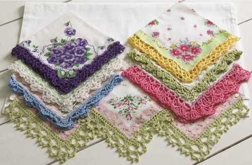 Maggie's Crochet · Lace Edgings Crochet Pattern. Just like my Aunt used to make.