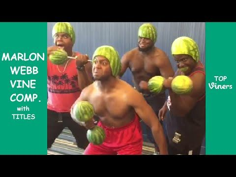 Marlon Webb Vine Compilation with Titles! - BEST Marlon Webb Vines - Top Viners ✔ - YouTube
