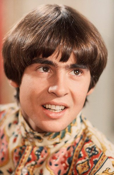 Davey Jones 1945-2012  Died of a massive heart attack  Singer with the Monkees