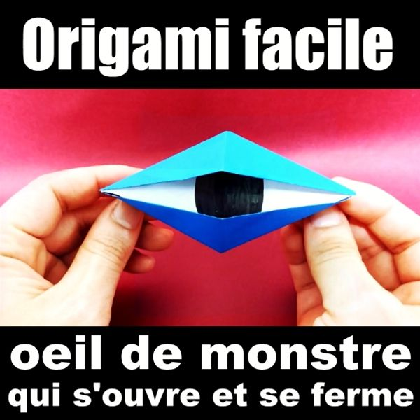 17 best images about origami on pinterest marque page origami and youtube - Origami facile et rapide ...