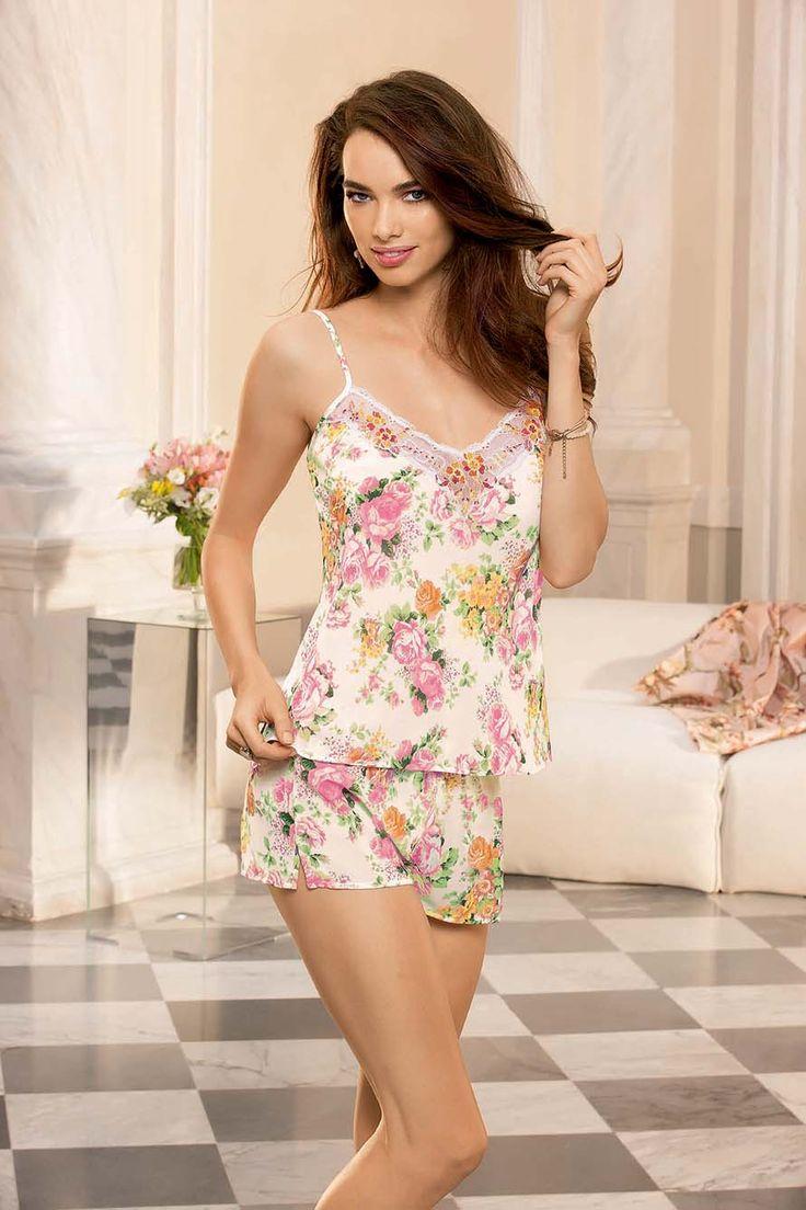 96 best Floral Lingerie images on Pinterest | Beautiful lingerie ...