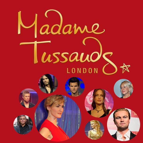 Madame Tussauds London [Complete Guide]  #Madametussauds #London #Londonattractions
