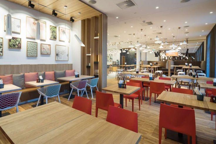 Holiday INN Frankfurt #hotel  with kobi and laleggera #chairs  #design #interiordesign #furniture