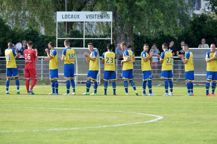 📸 Le diaporama de la victoire sochalienne face à la sélection du nord Franche-Comté, c'est ici. #FCSMNFC   ► http://www.fcsochaux.fr/fr/index.php/article/10025 …