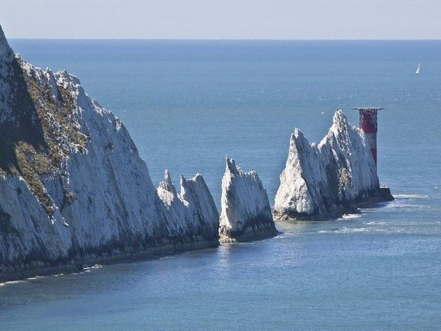 Isle of Wight the Needles