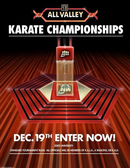 KK: All Valley Karate Tournament