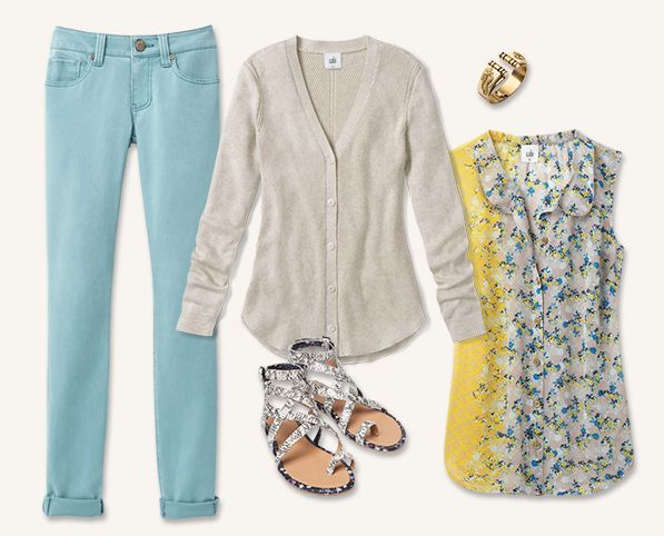 1000 Images About Love This Cabi Look On Pinterest